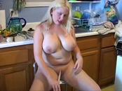 Housewife kitchen fun