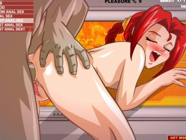 Hentai Deep Anal Sex