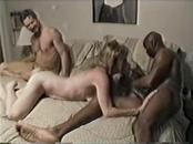 Vintage Cheating Wife Crams In Stunning Big Dick